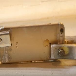 iPhone 6S'e Elektrik Verdiler!