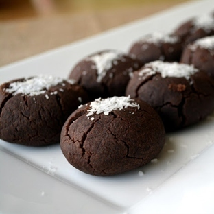 Islak (Brownie) Kurabiye