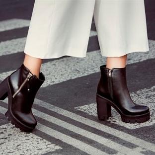 """Kadınların şıklığını tamamlayan; """"Platform Topuklu"""