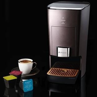 'Kapsüllü Türk Kahvesi Makinesi' Yakında