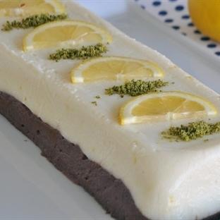 Kesme Muhallebi Pastası Nasıl Yapılır?