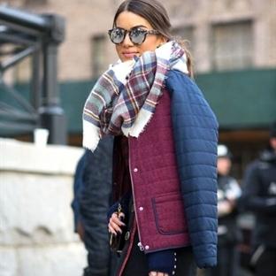 Kış 2016 Sokak Modası
