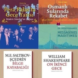 Kitap Yayınevinden Dört Klasik