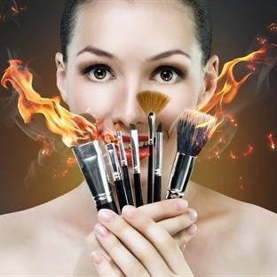 Kozmetik Alerjiniz Varsa Bu Gıdalardan Uzak Durun!