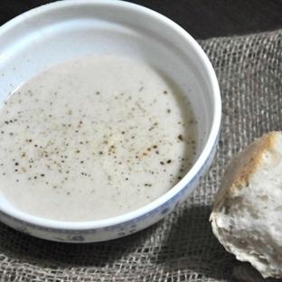 Kremalı Mantarlı Tavuk Çorbası