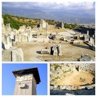 KSANTHOS - Işık Ülkesi Likya'nın Onurlu Kenti
