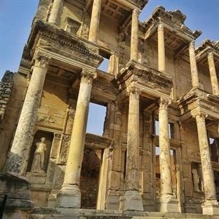Kültür Mirasları #1:Efes Antik Kenti