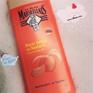 Le Petit Marseillais Beyaz Şeftali&Nektarn DuşJeli