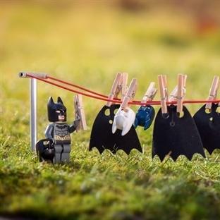 Legography ile Doğum Günü Hediyesi Yapan Baba