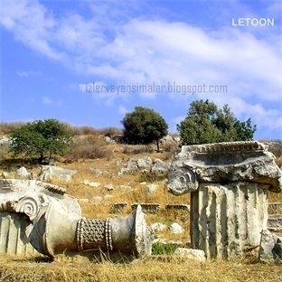 LETOON - Likya'nın Kutsal Kenti