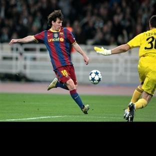 Lionel Messi'nin futbolundan çıkarılabilecek hayat