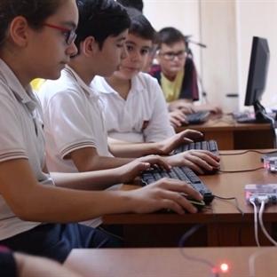 İlk Raspberry Pi Sınıfı Kuruldu