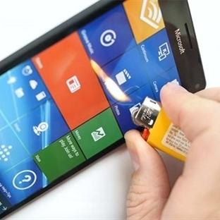 Lumia 950 XL'e Eziyet Ettiler!