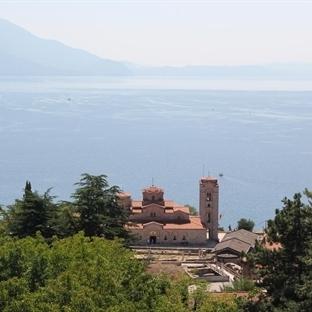 Makedonya'nın İncisi : Ohrid