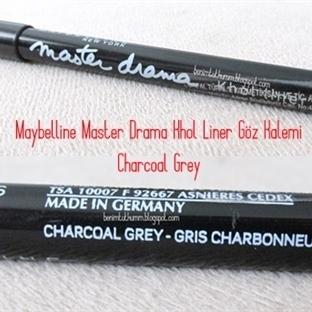 Maybelline Master Drama Khol Liner - Charcoal Grey