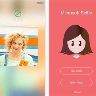 Microsoft Selfie Uygulaması Ne İşe Yarar?