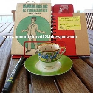 Monologlar ve Tekerlemeler / Baha Dürder