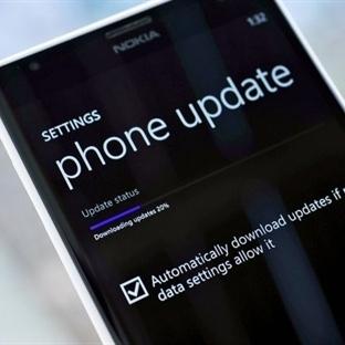 Nokia Lumia Yazılım Güncellemesi Nasıl Yapılır