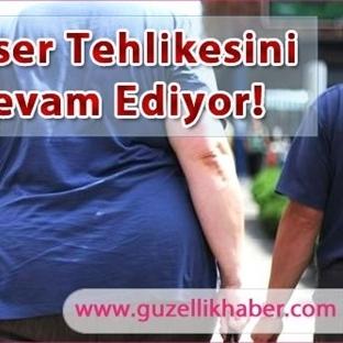 Obezite Kansere Yol Açabiliyor!