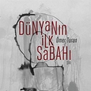Ömer Turan'ın Yeni Şiir Kitabı Raflarda