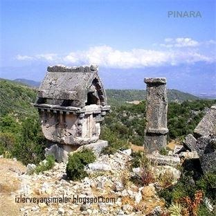 PINARA - Likya'nın En Gizemli Kenti