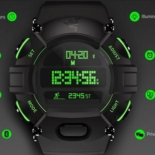 Razer'dan Muhteşem Bir Akıllı Saat