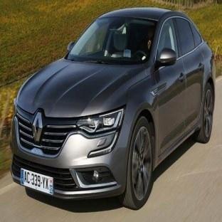 Renault Talisman Detayları Belli Oldu