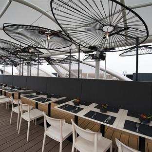Ricardo Casas Design'dan Besame Mucho Restaurant