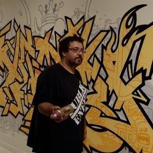 RÖPORTAJ: TÜRKIYE'NIN ILK GRAFFITI EFSANESI TURBO
