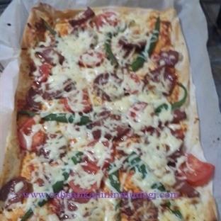 Şipşak Hazır Yufkadan Kolay Pizza