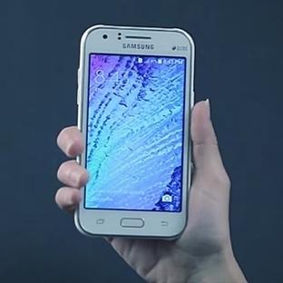 Samsung Galaxy J1 (2016) Görselleri Sızdı