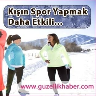 Sporu Kışın Yapın!