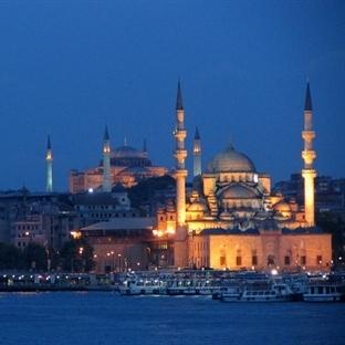 İstanbul Gezilecek Yerler: Yeni Camii