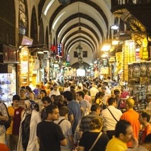 İstanbul Gezilecek Yerler: Mısır Çarşısı