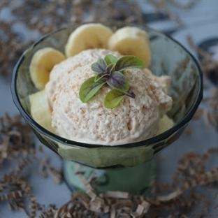 Süt Reçeli (Dulce de Leche) Dondurması