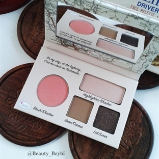 THE BALM AUTOBALM CALİFORNİA PALETTE İNCELEME !!