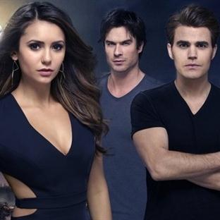 The Vampire Diaries Bitiyor Mu?