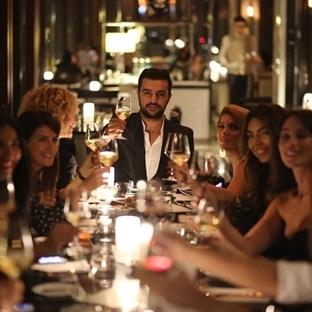 Türkiye'nin ilk blogger presidential suite partisi