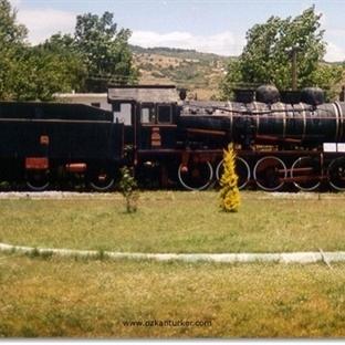 Türkiye'nin Tek  Açıkhava Lokomotif Müzesi
