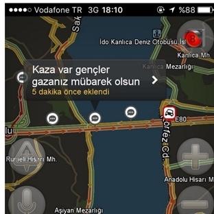 Türklerin Kar Trafiğindeki Espri Patlaması