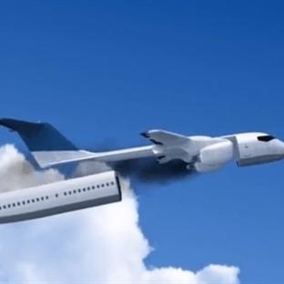 Uçak Kazaları Artık Can Almayacak!