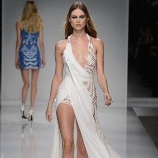 Versace Couture Bahar 2016