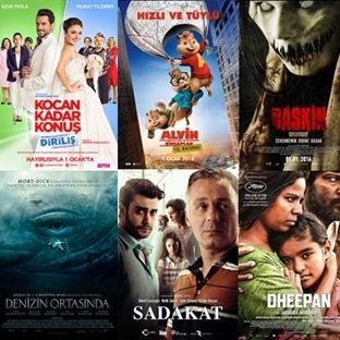 Vizyona Giren Filmler : 1 Ocak