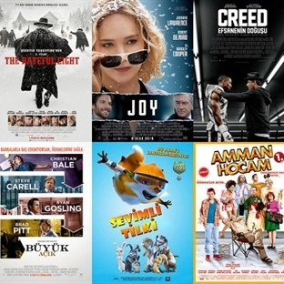 Vizyona Giren Filmler : 8 Ocak