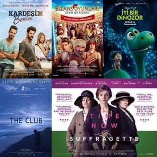 Vizyona Giren Filmler : 15 Ocak