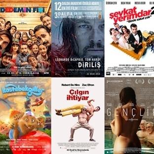 Vizyona Giren Filmler : 22 Ocak