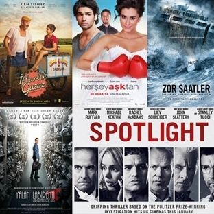 Vizyona Giren Filmler : 29 Ocak