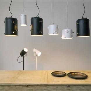 Willem Heeffer'dan Boiler Aydınlatma Serisi