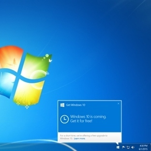 """""""Windows 10'u Alın"""" Uyarısını Kapatmak"""
