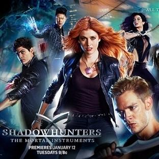Yeni Fantastik Dizi  Shadowhunters Başlıyor